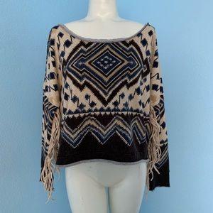 Denim & Supply Ralph Lauren Aztec / Tribal sweater